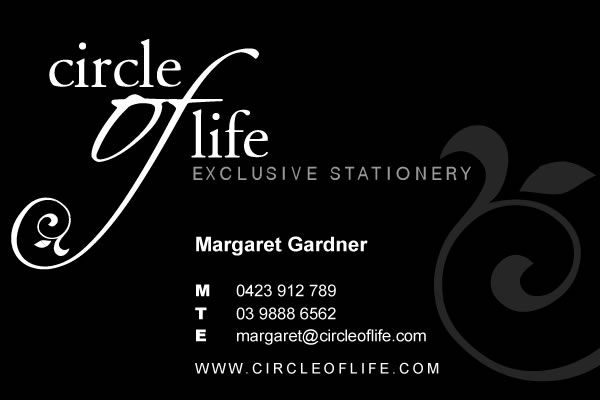 Circle of Life Business Card