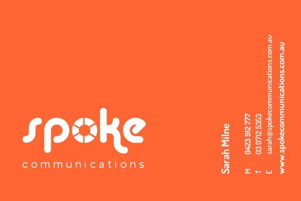 Spoke Communications Card