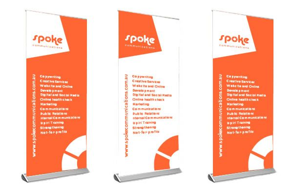 Spoke Communications Banners